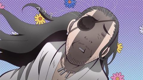 DRIFTERS 第9話 感想:信長さんいつも苦労してストレス溜まりそう!