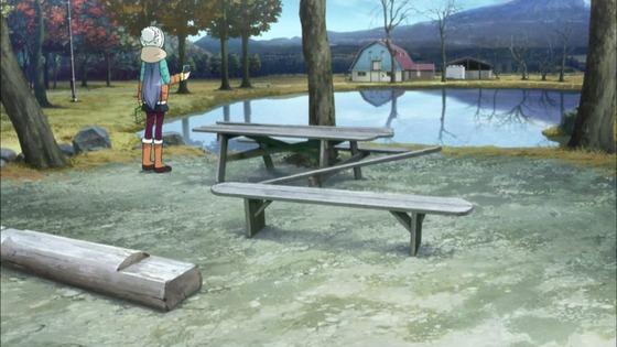 ゆるキャン△ 第2話 感想:逆さ富士に見覚えがあると思ったら「ふもとっぱら」だったのね!