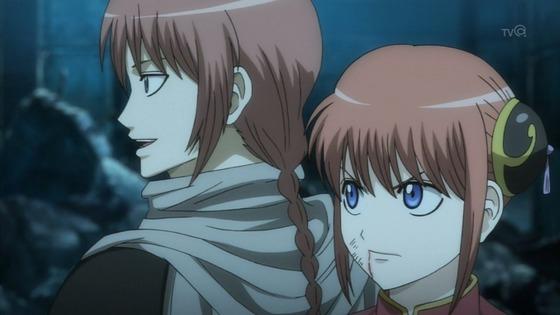 銀魂 銀ノ魂篇 第355話 感想:こんな状況でも兄妹喧嘩しちゃう戦闘民族!