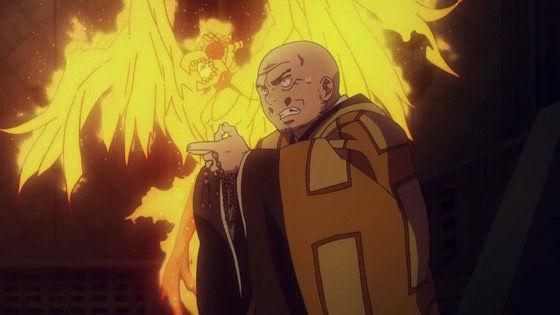 青の祓魔師 京都不浄王篇 第6話 感想:和尚さんめちゃくちゃ強かったのね!