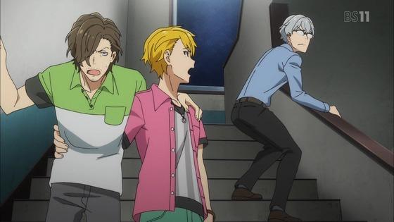 アイドルマスター SideM 第5話 感想:歩行困難レベルの筋肉痛なるとツライよね!