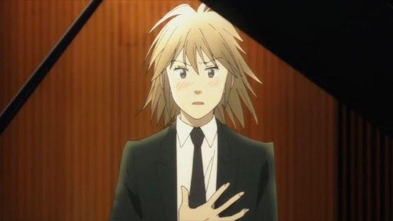 ピアノの森 第9話 感想:海くんでもパニクることがあったとは!