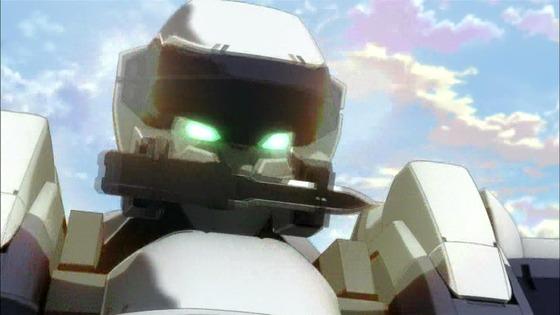 フルメタル・パニック! Invisible Victory 第2話 感想:ヘリ燃えててもちゃんと脱出の許可もらうのお行儀がよい!