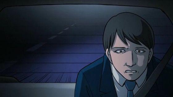 闇芝居(第4期) 第4話 感想:残業して自腹でタクシー代を払うの虚しい!