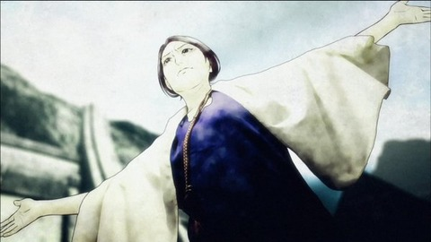 影鰐-KAGEWANI-承 第8話「記憶」感想:音叉もっと信用してれば助かったのに!