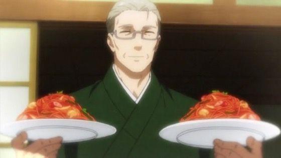鹿楓堂よついろ日和 第10話 感想:ナポリタンが美味しそう!家でも作る人多いいのかな
