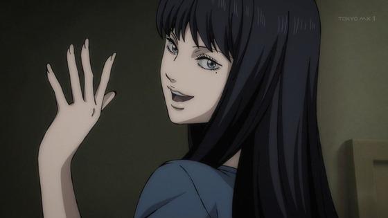 伊藤潤二『コレクション』 第9話 感想:映画でも有名な富江がついに登場!美しさで男を惑わす!