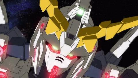 機動戦士ガンダムUC RE:0096 第3話「それはガンダムと呼ばれた」感想:やっとガンダム動いた!