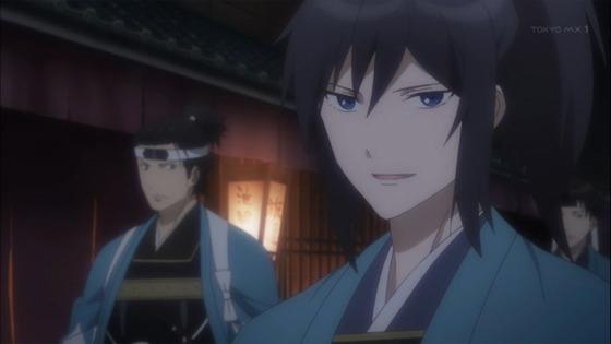 刀剣乱舞-花丸- 第11話 感想:会いたかった沖田くんに会っちゃった!