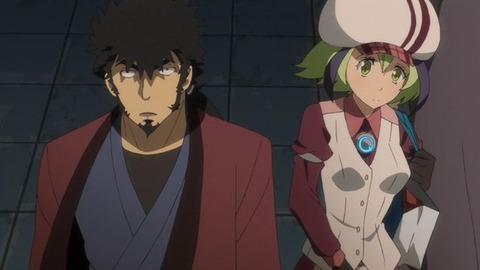 Dimension W 第2話「ルーザー」感想:ミラちゃん有能!