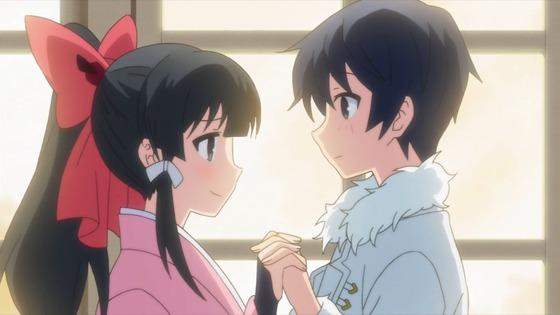 異世界はスマートフォンとともに。 第8話 感想:イーシェンは日本風!八重ちゃんの家行くのかな!