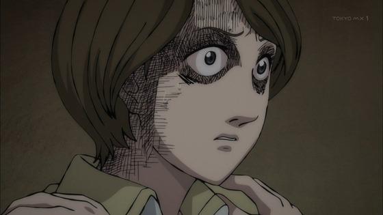伊藤潤二『コレクション』 第8話 感想:リサちゃん記憶失くすほど怖かったのかな!