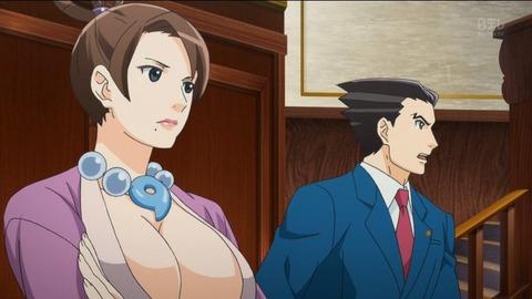 逆転裁判 第17話 感想:ハミちゃんにお母さんの逮捕に協力させたのはかわいそう!