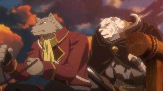 ゼロから始める魔法の書 第8話 感想:モブ雑魚っぽい狼さんがまさか仲間になるとは!