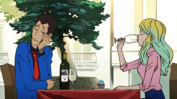 ルパン三世 第10話「恋煩いのブタ」感想:やっぱり本命は不二子ちゃんなんだね