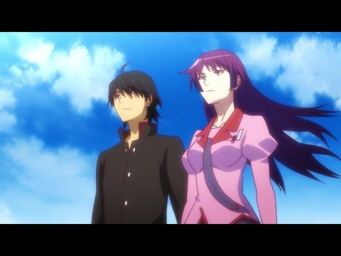 暦物語 第2話「こよみフラワー」感想:忍野さんは何でも見透かすなぁ