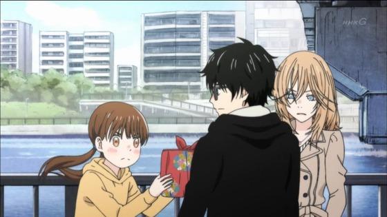 3月のライオン 第17話 感想:香子さんは川本三姉妹宅に預けて更生してもらった方がいいよ!