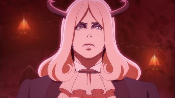 神撃のバハムート VIRGIN SOUL 第18話 感想:カイザルさんの女装が雑すぎる!殴られるのも仕方ない!