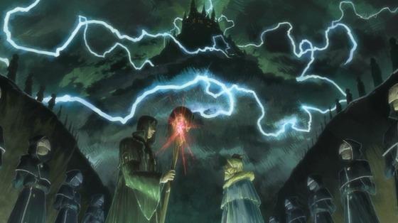ゼロから始める魔法の書 第6話 感想:昔からいる魔女はどのグループなんだろう!