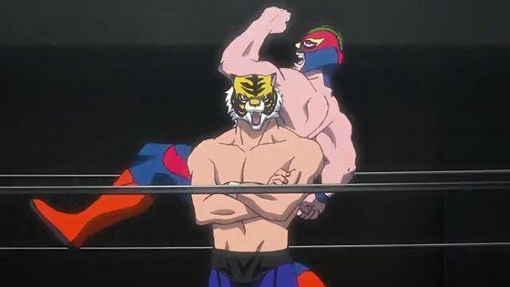 タイガーマスクW 第16話 感想:久しぶりのおふざけ回、春奈ちゃんの温泉なかった!