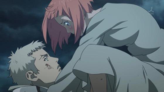 神撃のバハムート VIRGIN SOUL 第13話 感想:シャリオスの奥の手が強力!でも代償はでかかった!