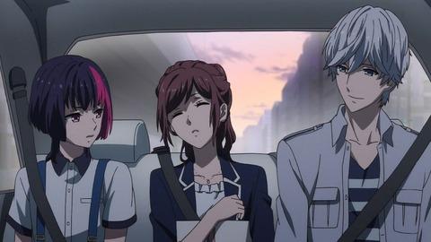 B-PROJECT 第1話「BOYS MEET GIRL」感想:寝てる女の子にセクハラじゃん!