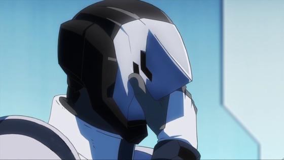 機動戦士ガンダム 鉄血のオルフェンズ 第43話 感想:謎のヴィダールさんの素顔が明かされる!