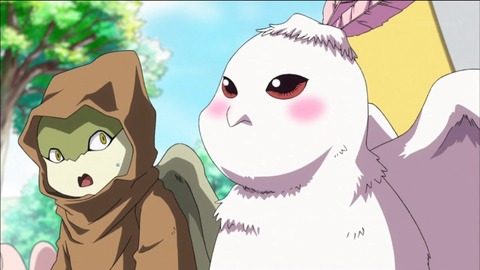 不機嫌なモノノケ庵 第8話 感想:アンモ姫惚れっぽいのでジュウマツ苦労しそう!