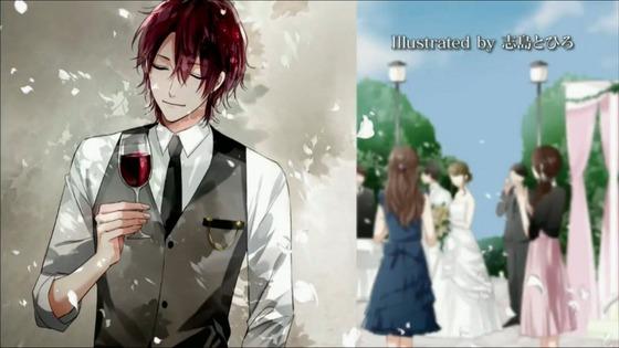 TSUKIPRO THE ANIMATION(プロアニ) 第4話 感想:結婚式にアイドル登場は豪華!新曲はお祝いソングかな!