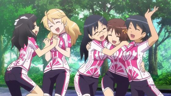 南鎌倉高校女子自転車部 第12話(最終回) 感想:いつか富士スカイラインをロードで登ってみたい!
