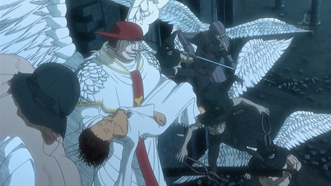 ベルセルク 第9話 感想:モズグス様天使だったの?