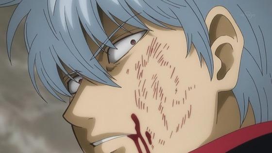 銀魂 第325話 感想:神威の攻撃でも倒れない銀さんやっぱり強い!