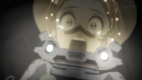 ID-0 第7話 感想:マヤさん危うく酸素欠乏症で後遺症残るとこだった!