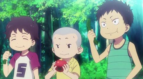 青の祓魔師 京都不浄王篇 第2話 感想:髪染めてたのね、子猫丸だけ変わらないなぁ!