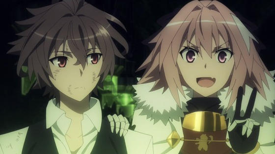 Fate/Apocrypha 第13話 感想:アストルフォ君のFA宣言!もう陣営再編で大混乱!