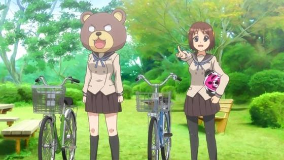 南鎌倉高校女子自転車部 第9話 感想:逆襲のくまさんついに意外な正体が明かされる!