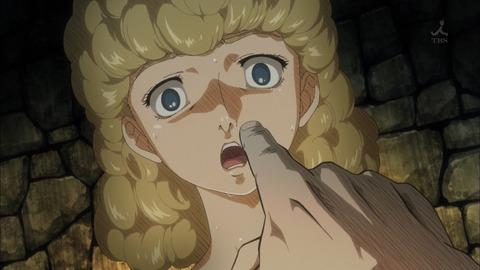 ベルセルク 第8話 感想:こんな拷問見せられたら、誰でも失禁するよ!