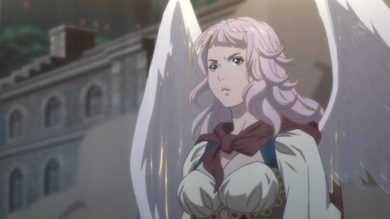 神撃のバハムート VIRGIN SOUL 第20話 感想:ソフィエル様こんなに強かったの!