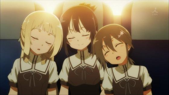 結城友奈は勇者である(第2期) 第4話 感想:銀ちゃん強いがゆえに孤独な戦いとなるのが悲しい!