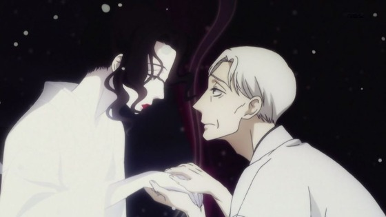 昭和元禄落語心中~助六再び篇~ 第9話 感想:助六やみよ吉が師匠を連れて行こうとするの怖い!