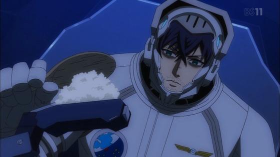 宇宙戦艦ティラミス 第5話 感想:宇宙で漂流なら酸素を心配するけどおかずに困ってたのね!
