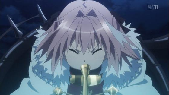 Fate/Apocrypha 第9話 感想:笛吹きアストルフォくんかわいい!ジークくん無茶過ぎる!