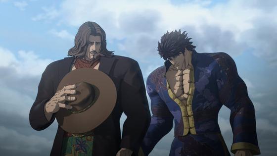 蒼天の拳 REGENESIS 第9話 感想:ヤサカが味方になって戦力アップ!