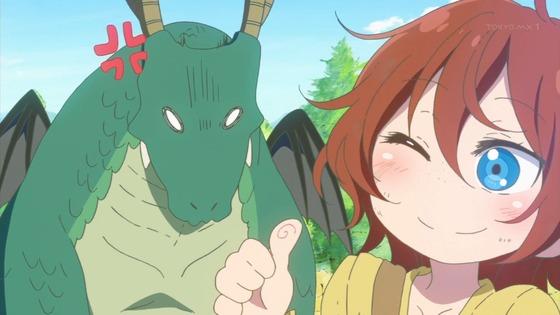 小林さんちのメイドラゴン 第12話 感想:トールちゃん昔からお人好しの気配あったのね!
