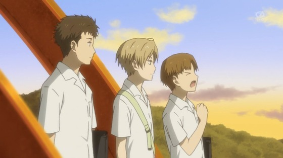 夏目友人帳 陸 第6話 感想:夏目の楽しい学校生活はこの二人がいればこそだよね!
