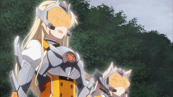 刀使ノ巫女 第4話 感想:謎のS装備の輸送手段はかなり荒っぽい!