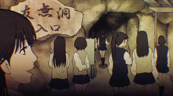 闇芝居(第6期) 第2話 感想:タイのサッカー少年洞窟遭難の影響でお蔵入りになる危機だったのかな!