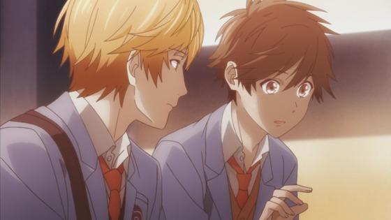 ひとりじめマイヒーロー 第1話 感想:EDのTRUE LOVEにはびっくり!歌詞がいいよね!!