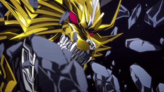 牙狼<GARO> -VANISHING LINE- 第8話 感想:ソードさん剣よりも拳の方が強そう!