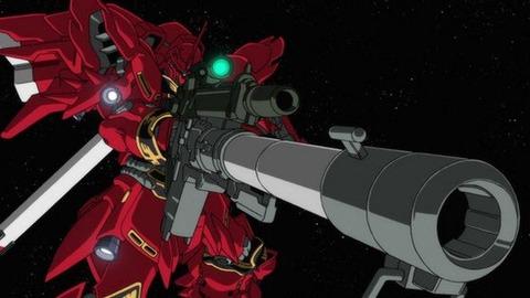 機動戦士ガンダムUC RE:0096 第15話「宇宙(そら)で待つもの」感想:久しぶりのシナンジュかっこいいよ!